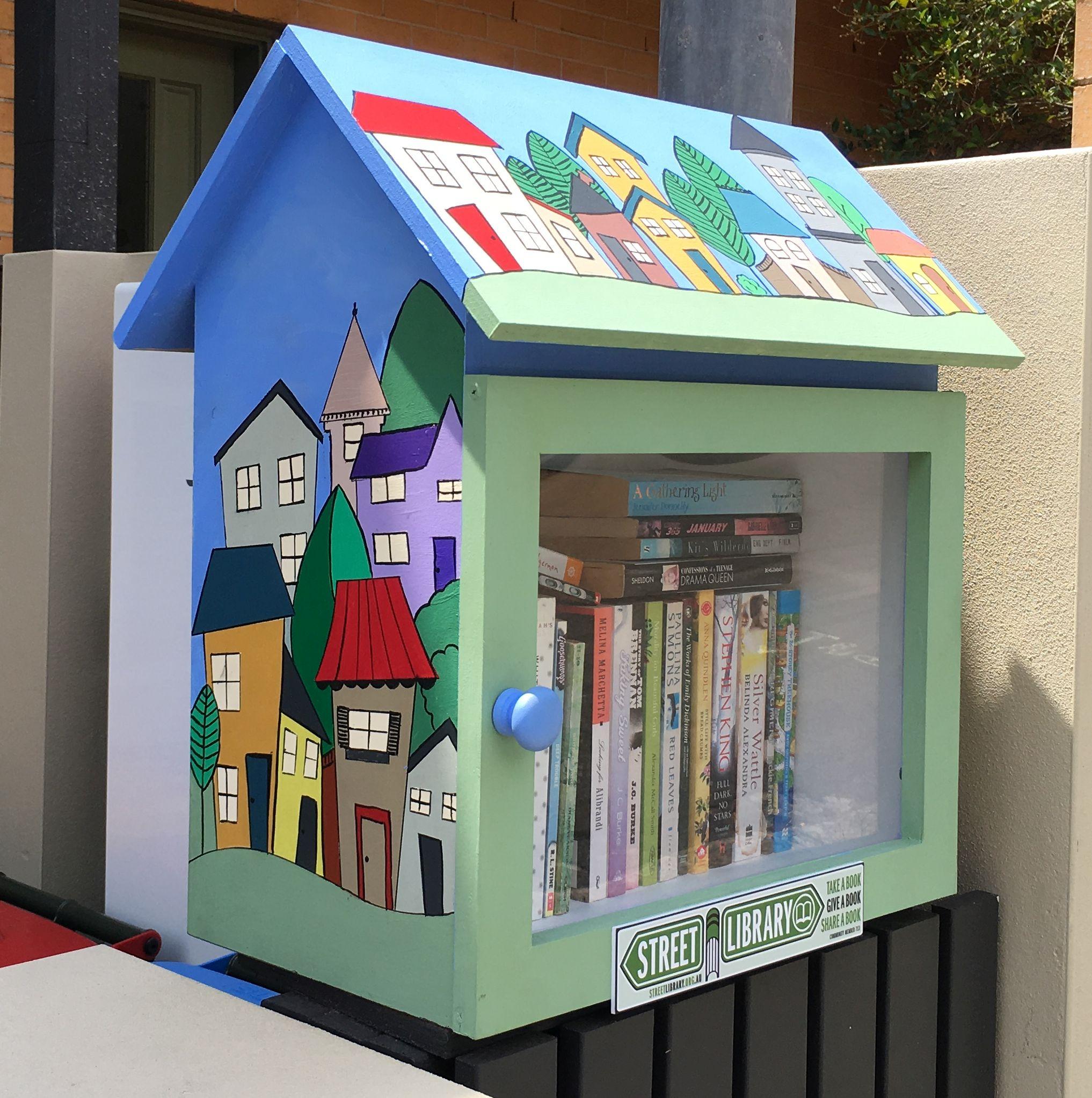 street library main